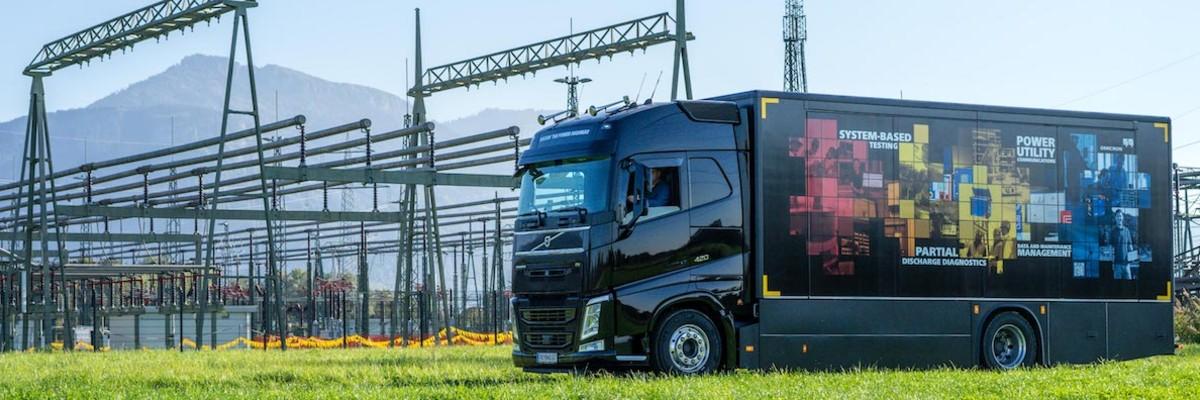 Omicron truck roadshow 2019- realizované